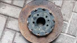 opel astra j opc 2013 front brake disc