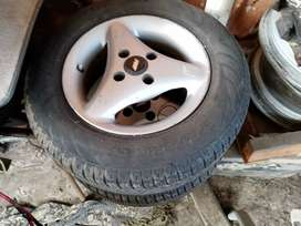 Mags and tyres 13 inch