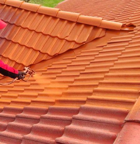 Malowanie dachów Alpin Kraków Katowice Bielsko Żywiec Szczyrk Cieszyn Wadowice - image 1