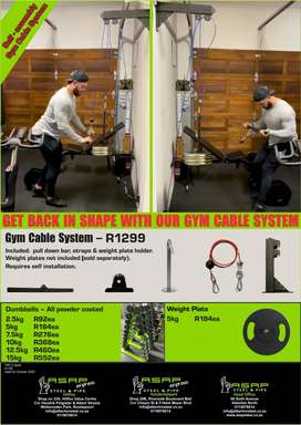 Gym Cable System