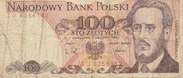 Banknot 100 zł - L. Waryński