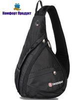 Рюкзак, сумка, слинг, венгер, Wenger SwissGear. Рюкзак через плечо
