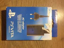 Ps Vita  adapter with charger brand new