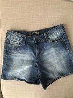 Spodenki jeansowe ZARA