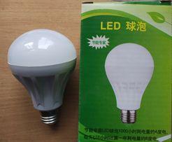 9W LED Лампа светодиодная с радио датчиком движения E27