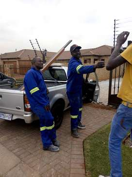Paving Vereeniging; Paving Meyerton; Paving Sasolburg and Parys