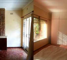 Blairgowrie, Randburg - Largest room in shared house ready to occupy