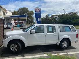 2009 NISSAN NAVARA 2.5 dci For Sale For R130 000