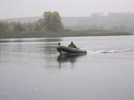 Лодка RIB Brig F400
