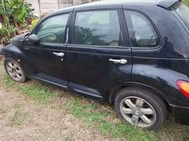 PT Cruiser stripping for spares
