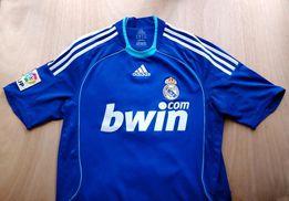 Футбольная футболка Adidas Real Madrid (оригинал) размер S-M ClimaCool