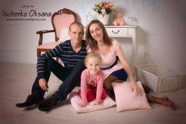 Фотограф семейный, свадебный, детский