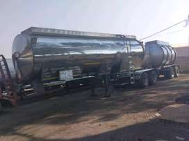 2004 HFOs DOUBLE AXLE WITH PUMPS ON SALE [URGENT SALE]