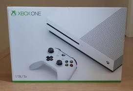 Xbox one s and 3 brand new games