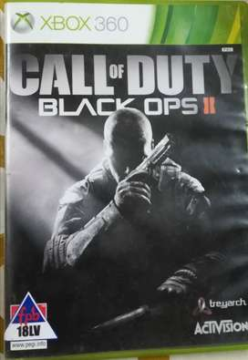 Xbox 360Call of duty black ops II