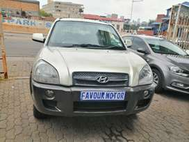 2005 Hyundai Tucson 2,0 engine capacity