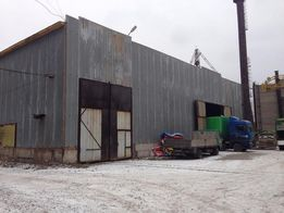 Производственно-складской комплекс, Правый берег