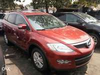 Foreign used 2008 Mazda CX-9. Direct tokunbo 0