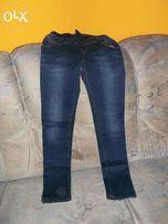Spodnie damskie ciążowe jeans rozmiar M NOWE!