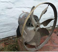 Электродвигатель с вентилятором к кондиционеру БК2500