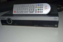 ТВ тюнер KAON K-E2270CO с пультом ДУ