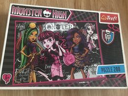 Monster high puzle
