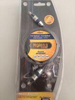 Кабель оптический Bandridge Profigold PGD572 1,5 м. 3,5 на 3,5.