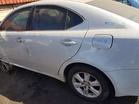 Lexus is250 now stripping for spares