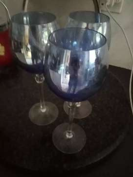 Glasses for Bar / Decor (Wine and Cocktail)