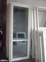 Okna Pcv Balkon 870X2250 z Demontażu z Niemiec !
