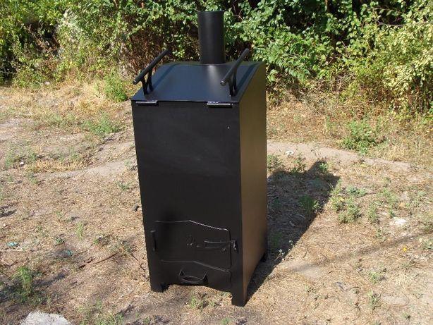 Дровяная печь для сжигания мусора. (печка для мусора). Ваш помощник! Днепр - изображение 5
