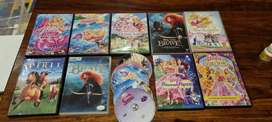 Kids DVD's and pC game