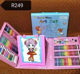 Kids art kit available all different types