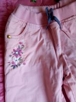 Теплые штаны брюки р. 134-146