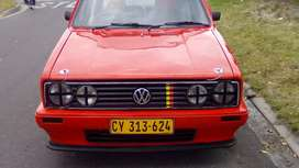 Selling mk1 golf 1.3 car very light on fuel