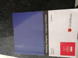 Law of delict textbook for sale