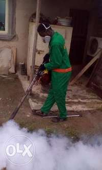 Fumigation and cleaning services 0