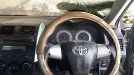 Toyota corrola 1.6 stripping for spares or sell as its