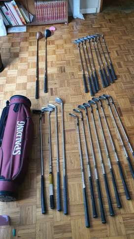 Collections of golf club