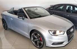 2015 Audi A3 1.8 TFSI SE S-RONIC A/T CABRIOLET for sale