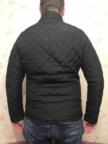Мужская Стеганая демисезонная куртка размер М Херсон - изображение 3