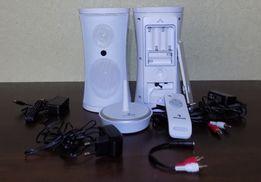 Беспроводные колонки акустика auna Tower 70 White из Германии