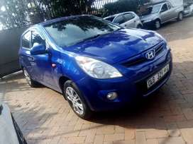 Hyundai i20. 1.4 transmission manual