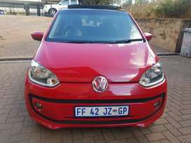 2016 VW UP 1.4 RED