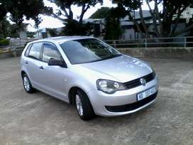 2011 Polo Vivo 1,4  with  a full service history at the agents.