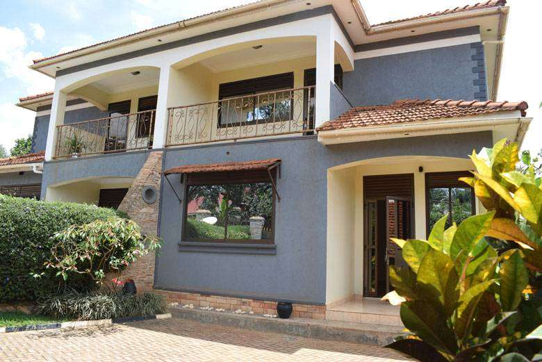 HOUSE FOR RENT IN NTINDA 0