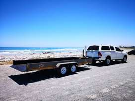 Affordable Flatbed Car Towing