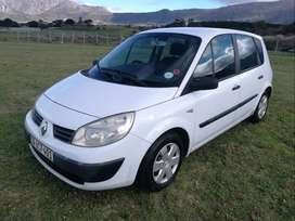 Beautiful Renault Scenic 1.6 Perfect runner, new tyres.