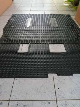 Land Rover discovery 2 boot mat