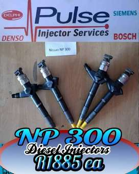 Np300 injectors available
